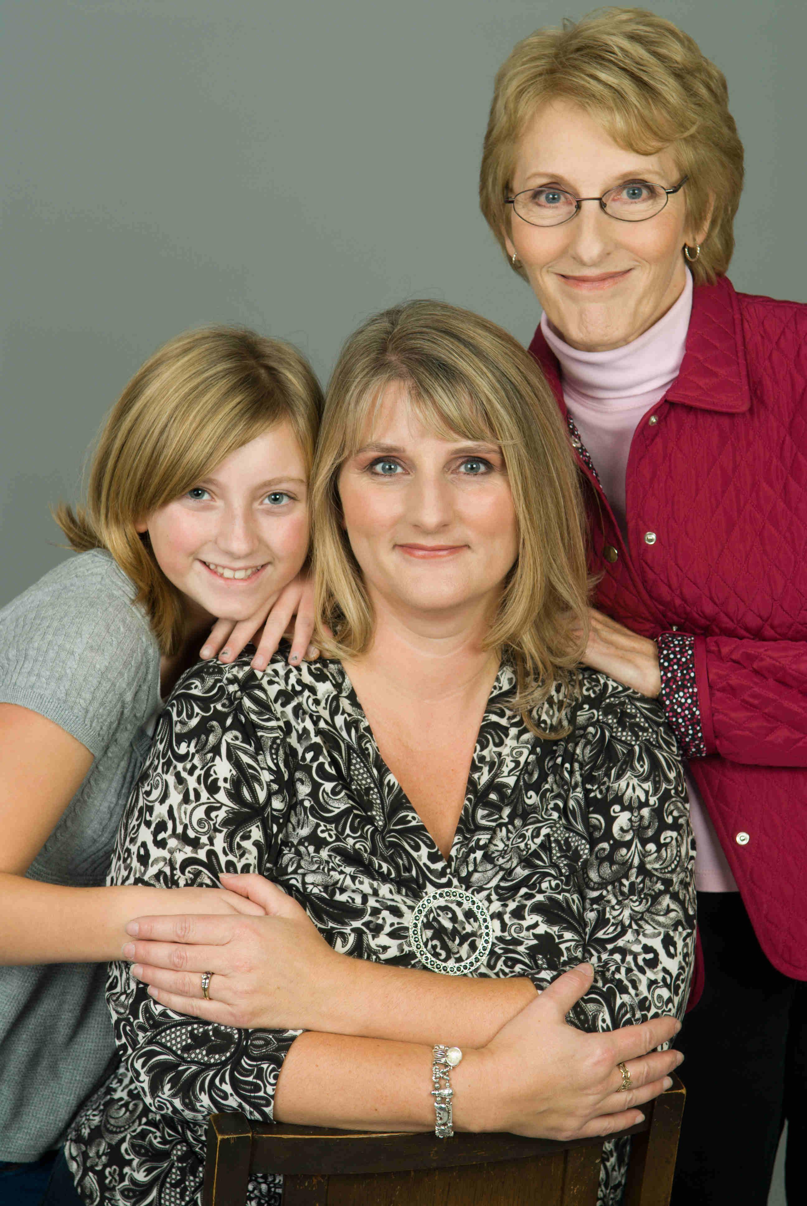Aubrey, Lori,Pam