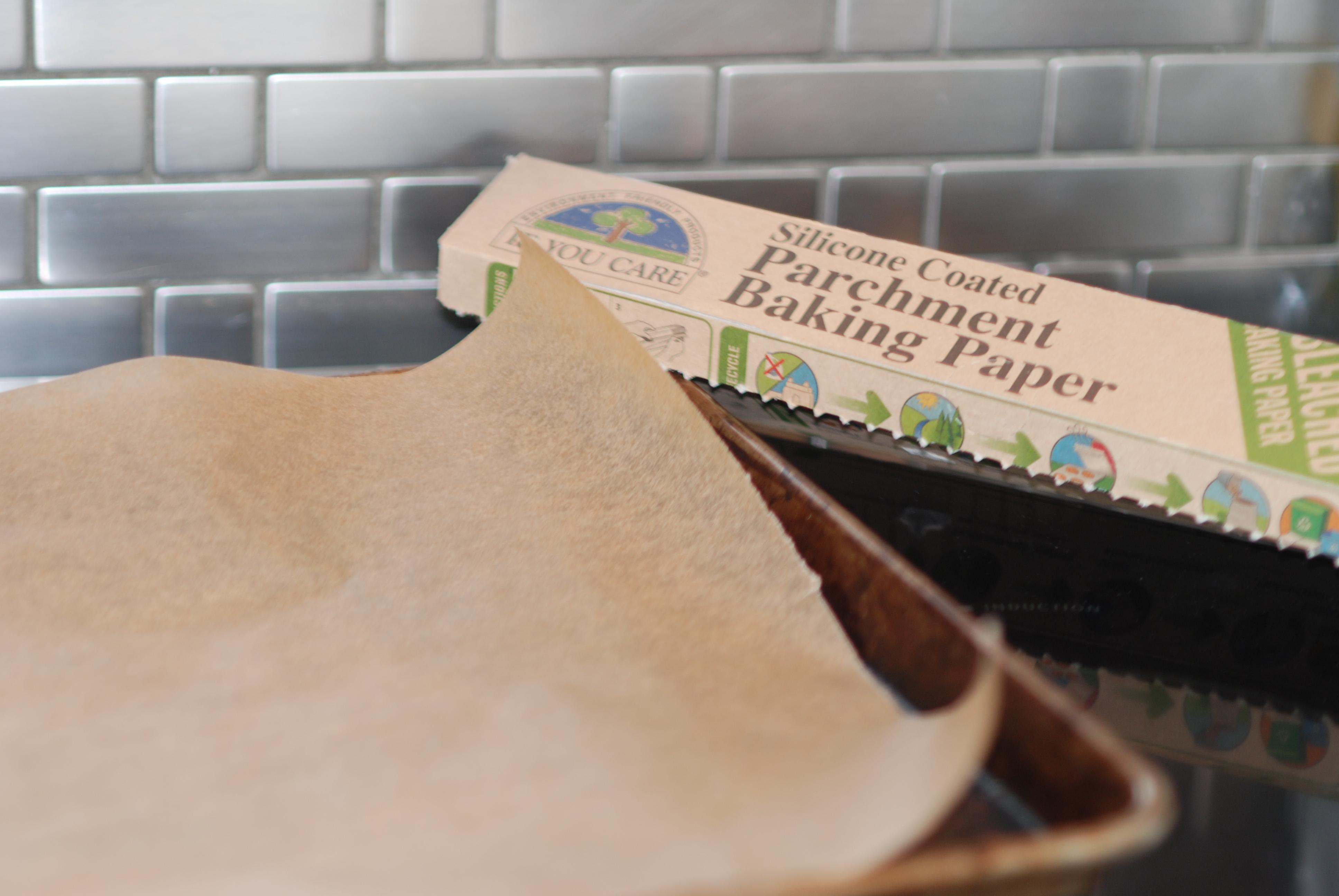parchment paper is your friend